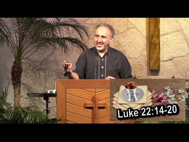 Communion Service,   June 2nd, 2019
