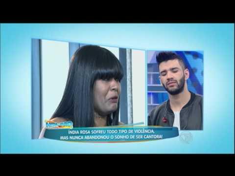 Cantora Relata Abuso Sexual Na Infância E Emociona Gusttavo Lima
