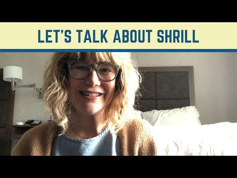 Let's Talk About Shrill by Lindy West Mp3