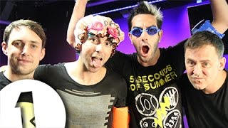 All Time Low play Innuendo Bingo