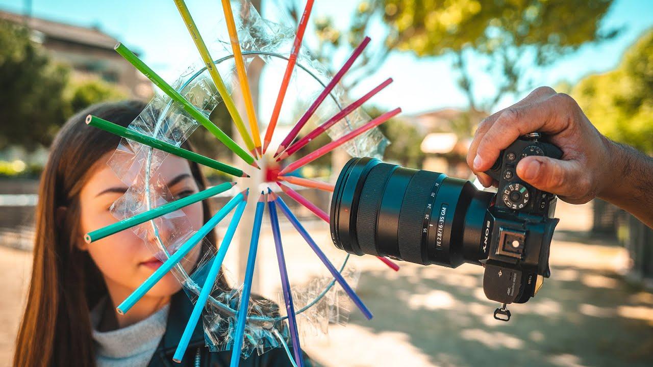 5 PORTRAIT PHOTOGRAPHY IDEAS trending on TIKTOK
