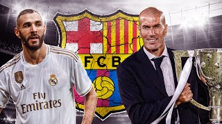 How Zidane Got His REVENGE On Barcelona!