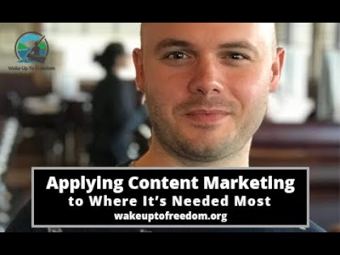 Content Marketing to Where It's Needed Most with Benjamin Dell – Episode 016