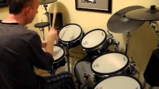 Shout at the Devil - Mötley Crüe - Drum Cover by Keith B. Video