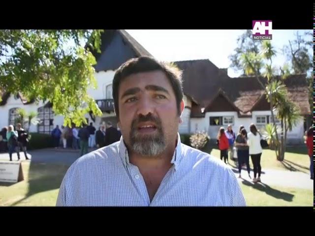 MARTIN VIDAL   PRESENTACION DE LOS JUEGOS BONAERENSES 2019