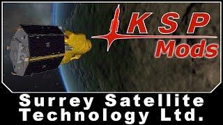 KSP Mods - Surrey Satellite Technology Ltd.