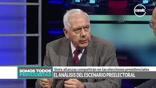 Jorge Barbará: Análisis del escenario preelectoral