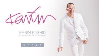 IKONS by Karim Rashid - Exhibition Great Opening Recap