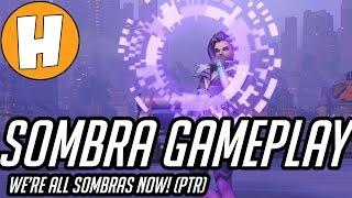 Sombra PTR Gameplay - We