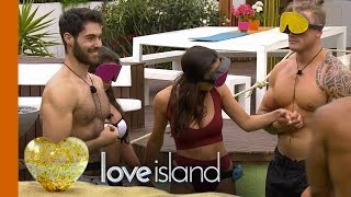Things Get Touchy Feely With Two New Boys   Love Island 2016