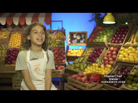 MasterChef Junior Greece – Επεισόδιο 22 – trailer