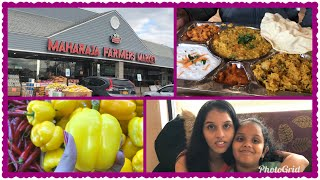 #DIML // Indian grocery store in USA