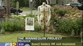 Cablevision News 12:  Mannequin Project