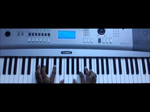 "How To Play ""It Won't Stop"" By Sevyn Streeter And Chris Brown On Piano!!!"