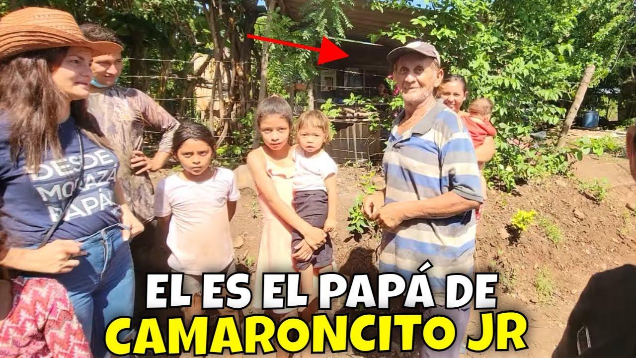 Llego el verdadero papá de el Camaroncito Jr. Fuimos a ver la escuelita que ayudaron suscriptores P8