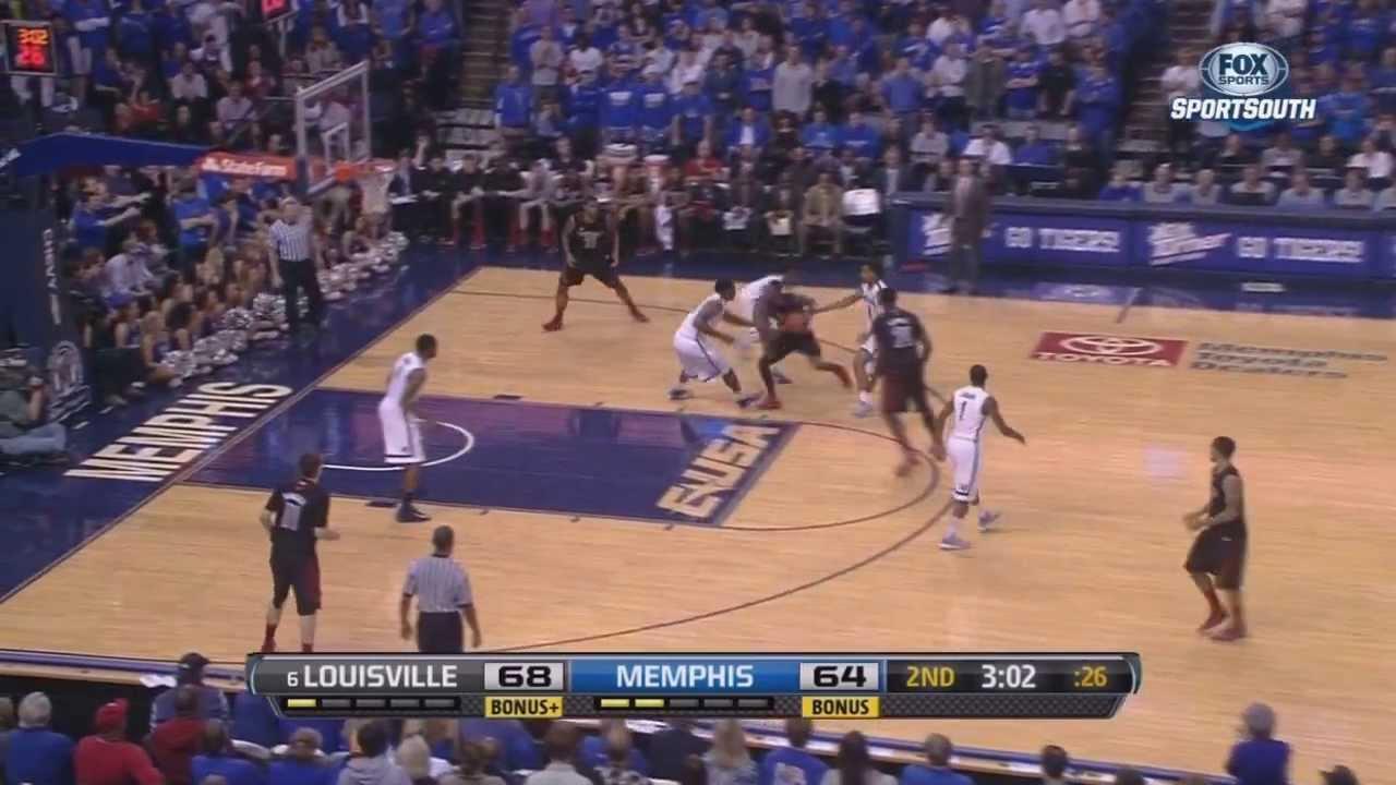 Louisville Basketball 2012 2013