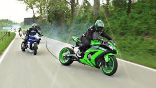 Amazing Moto Stunt Ride