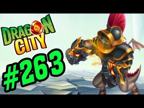 Dragon City Game Mobile - Gladiator Dragon Review Võ Sĩ Giác Đấu - Game Nông Trại Rồng #263