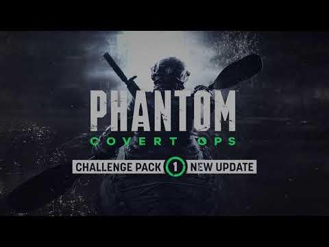 Phantom: Covert Ops   Challenge Pack 1 - VRFocus