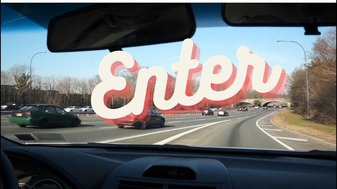 How to Merge with Heavy Traffic (with Pictures) - wikiHow