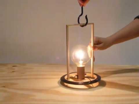 Suspense: The Hovering Wireless Energy Lamp