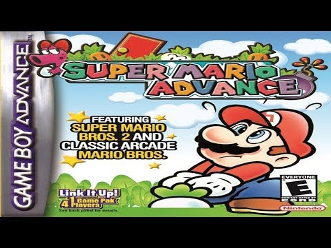 [LONGPLAY] GBA Super Mario Advance [100%] (HD, 60FPS)