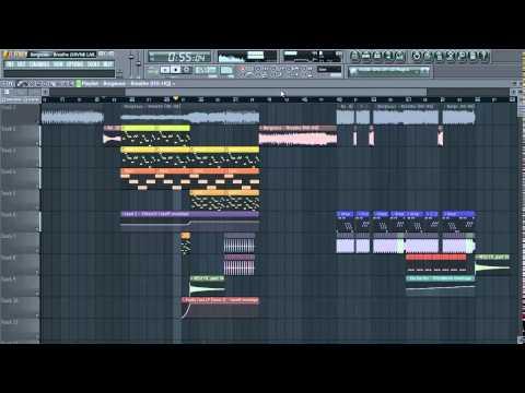 [Free FLP] Borgeous - Breathe (FL Studio Remake)