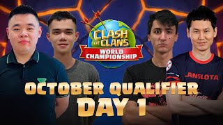 Фото Clash Worlds October Qualifier Day 1   Clash Of Clans