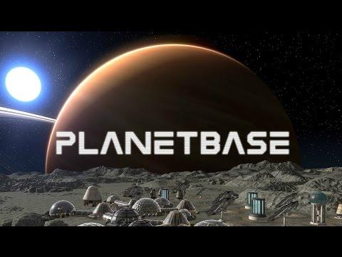 Planetbase - Life on Mars