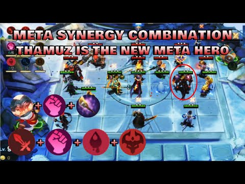 META SYNERGY COMBINATION - TOP GLOBAL MAGIC CHESS PLAYER   Mobile Legends Bang Bang from YouTube · Duration:  23 minutes 58 seconds