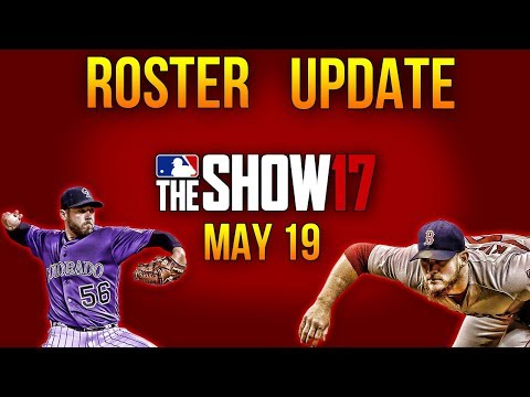 MLB The Show 17 | Roster Update | 99 Griffey Discovered and Pepe Alazar?!??