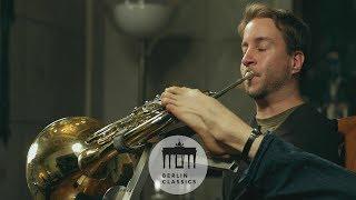 両腕のないホルン奏者 フェリックス・クリーザーの素晴らしい演奏【プロも驚き!】