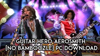 Guitar Hero Aerosmith - [NO BAMBOOZLE] PC Download