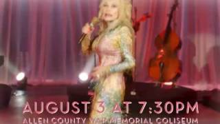 Gambar cover Dolly Parton Pure & Simple Tour