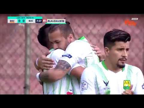 Envigado vs. Bucaramanga (1-2) | Liga Aguila 2019-I | Fecha 13