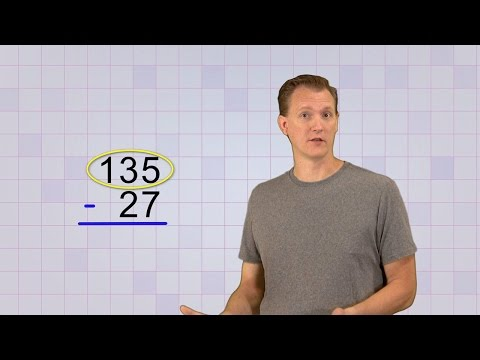 Math Antics – Multi-Digit Subtraction