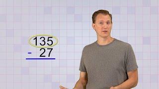 Математика Витівки - Віднімання Багатозначних