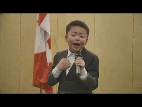 Jeffrey Li - I Surrender by Celine Dion - MP Shaun Chen: A Decade of Service 2016
