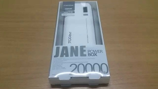 Remax PRODA Jane Power Bank 10000 mAh Unboxing & Full Review | mk technical guru
