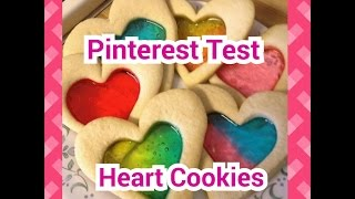 PINTEREST TEST - Valentine