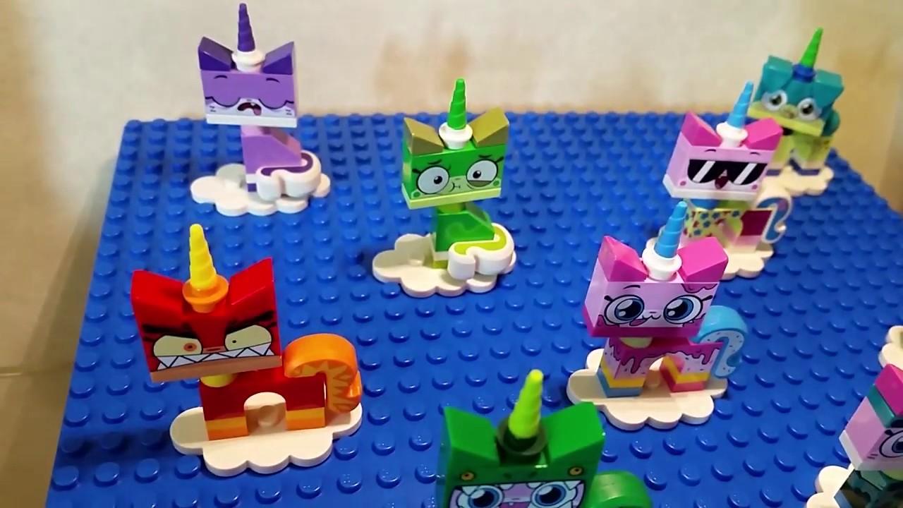 Unikitty Lego Set LEGO Unikitty S...
