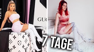 7 TAGE lang Shirin Davids Outfits tragen (Experiment) Luisacrashion