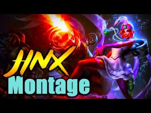 Jinx Montage 13 - Best Jinx Plays | League Of Legends Mid