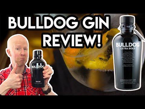 Bulldog Gin Review!!