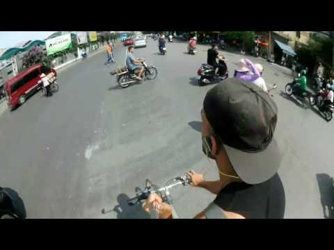 Hanoi Bicycle Dancing Meditation Full Power