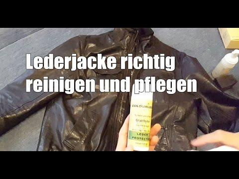 83metoo Lederjacke Richtig Reinigen Und Pflegen