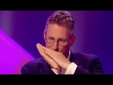 Sian Lloyd and Lembit Opik - Keith Barret - BBC comedy