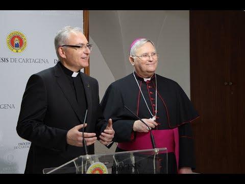 Sebastián Chico será ordenado obispo el 11 de mayo en la Catedral de Murcia