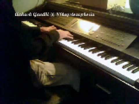 Dil Gira Dafatan (Delhi-6) Piano Cover by Aakash Gandhi