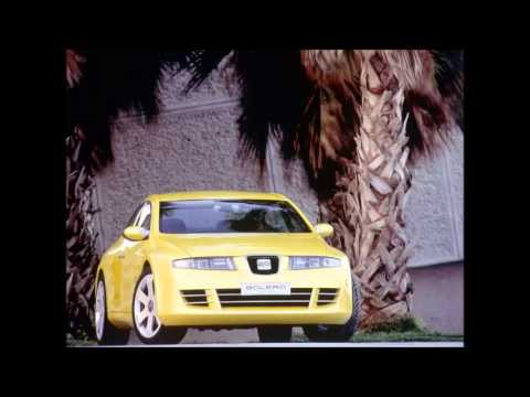 1998 Seat Bolero 330 Bt Concept Youtube